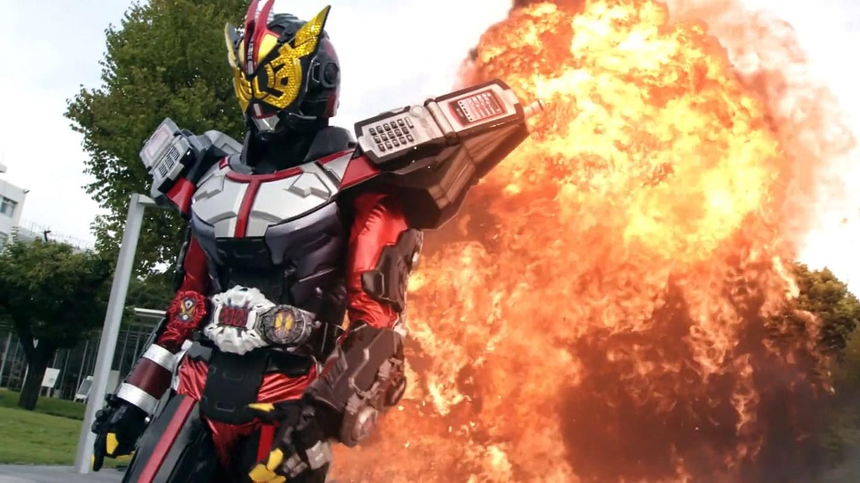 Kamen Rider Zi O Episode 6 The Glorio Blog