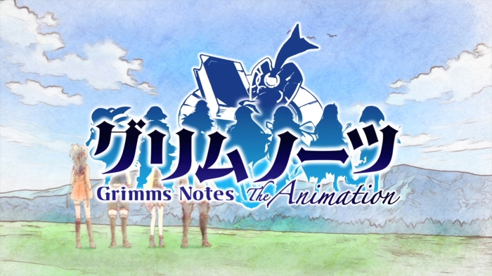 First Look: Grimms Notes The Animation | The Glorio Blog