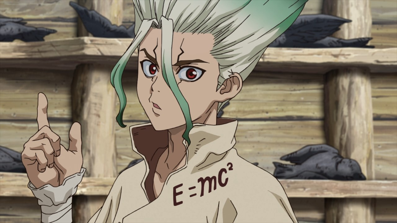 First Look Dr Stone The Glorio Blog