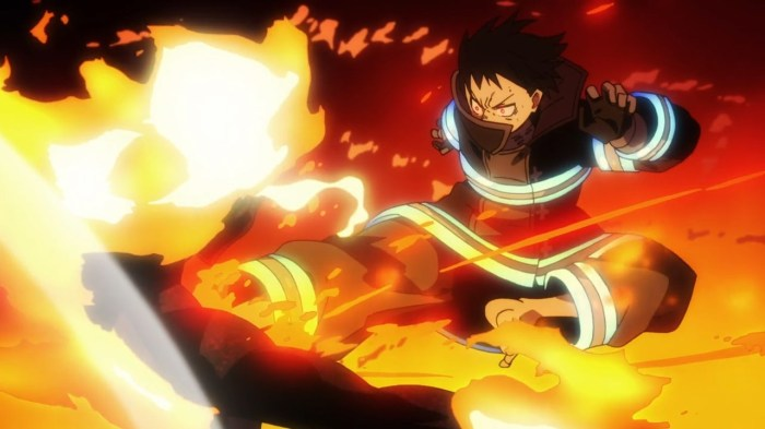 First Look: Fire Force | The Glorio Blog