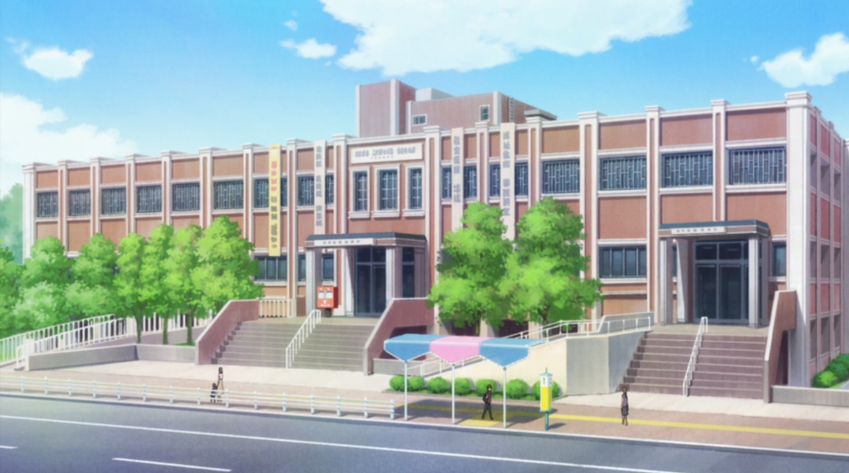 First Impressions: Servant x Service | The Glorio Blog Anime School Front